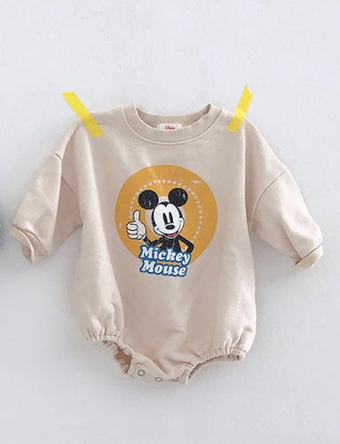 Mickey Bodysuit (4-14mths)