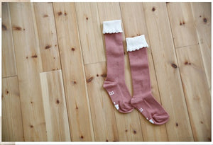 Cupcake Knee Socks (1-6yrs old)