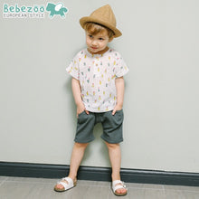 Load image into Gallery viewer, Cactus Tee and Pants 2pcs Set (1-5 yrs old)