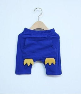 Penguin Foot Pants (2-7yrs old)