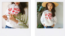 Load image into Gallery viewer, Vacance Sweater (2yrs-8yrs)