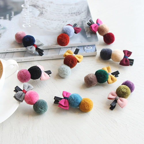 Mochi Hairpin (Handmade in Korea)