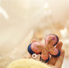 Load image into Gallery viewer, Hanbok Butterfly Hairpin