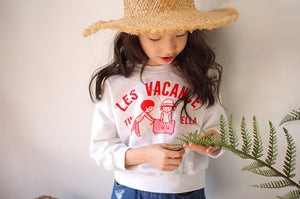 Vacance Sweater (2yrs-8yrs)