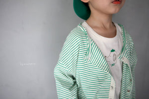 Tick Tock Cardigan (2-7yrs old)