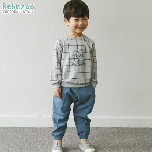 Boy Blue Pants (1-5yrs old)