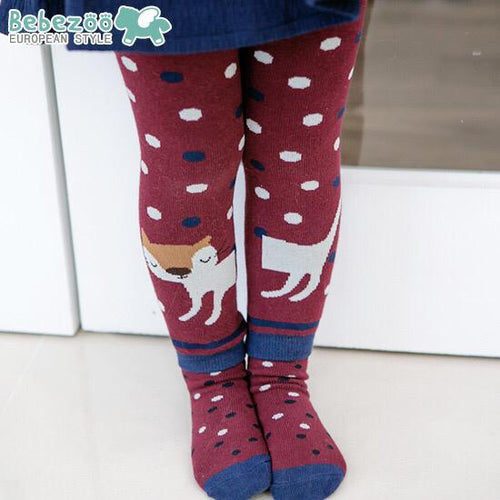 Fox Legging and Socks Set (6mths-3yrs old)