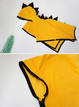 Load image into Gallery viewer, Dinosaur Beach Towel