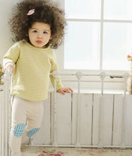 Load image into Gallery viewer, Knee Patch Legging (1-4yrs old)