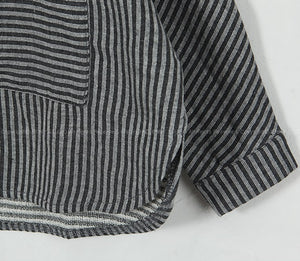 Black Stripes Shirt (6mths-4yrs old)