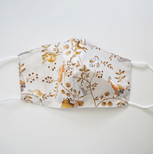 Load image into Gallery viewer, Reusable Cotton Face Mask made from Korean fabric (Child/Adult) - Animals
