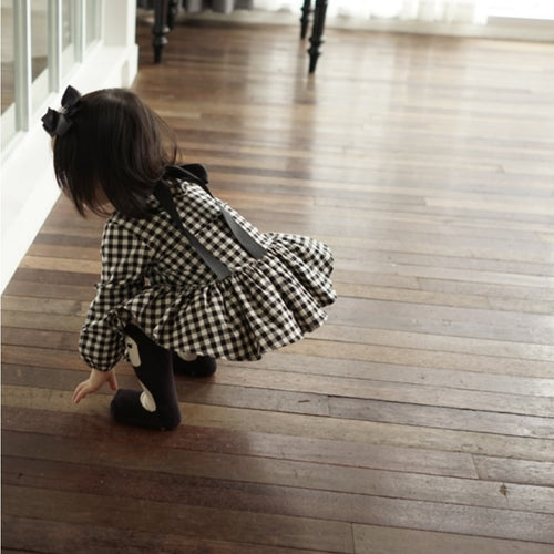 Checkered Blouse (1-4yrs old)