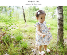 Load image into Gallery viewer, Summer Bird Dress (1-4yrs old)