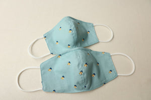 Reusable Cotton Face Mask made from Korean fabric (Child/Adult) - Balls