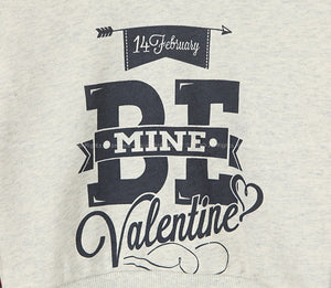 Be My Valentines Top (1-5yrs old)