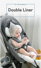 Load image into Gallery viewer, Bebenuvo Double Pram Liner - Botanic Lover