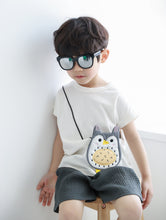 Load image into Gallery viewer, Owl Bag Tee (1-6yrs)