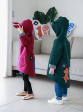 Load image into Gallery viewer, Squirrel Coat (2-8yrs old)