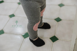 Knee Patch Legging (1-4yrs old)
