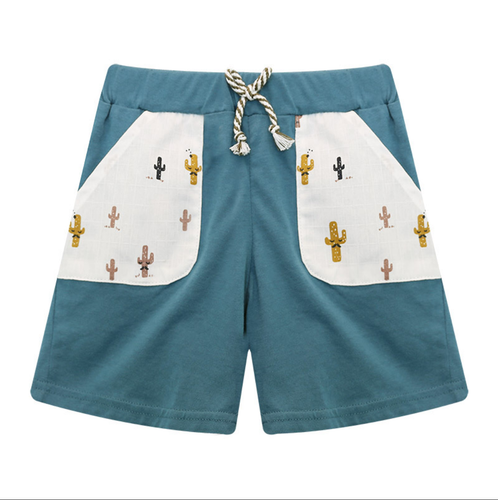 Cactus Shorts (1-7yrs old)