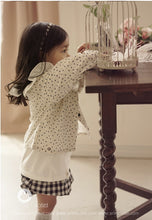 Load image into Gallery viewer, Cotton Flower Cardigan/Blouse (1-4yrs old)