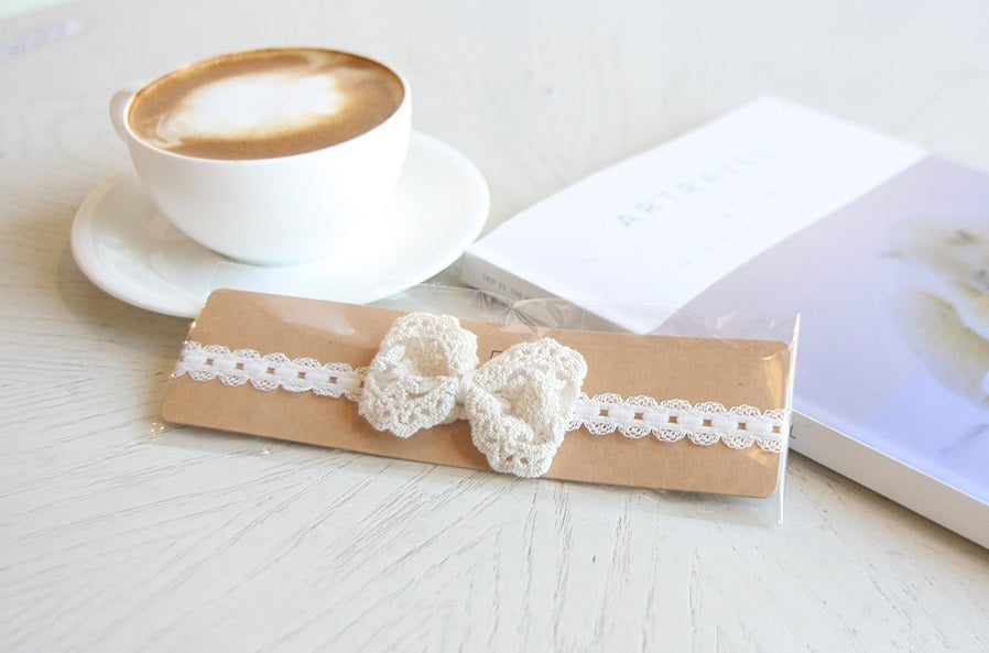 Elysee Baby Headband (Handmade in Korea)