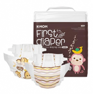 K-Mom First Band Diaper (NB,S,M,L,XL)