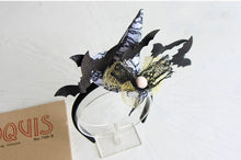 Load image into Gallery viewer, Halloween Bats Head Band
