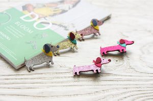 Doggy Hair Clips