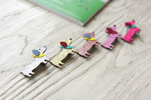 Load image into Gallery viewer, Doggy Hair Clips (Handmade in Korea)