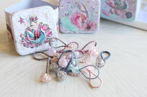 The Mermaid Hair Ties