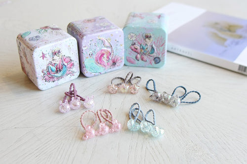 The Mermaid Hair Ties (Handmade in Korea)