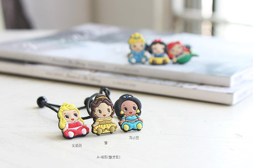 Princess Hair Ties (Handmade in Korea)