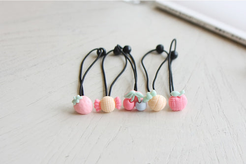 Yomi Hair Ties (Handmade in Korea)