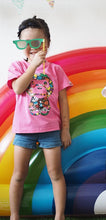 Load image into Gallery viewer, Pink Baby Milo Tee (1-6yrs)