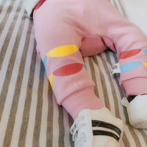 Pink Doggy Legging (6-24mths)