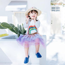 Load image into Gallery viewer, Rainbow Skirt (1-5yrs old)