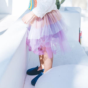 Rainbow Skirt (1-5yrs old)