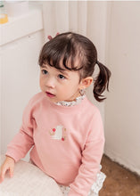 Load image into Gallery viewer, Pink Sweater Blouse (1-6yrs old)