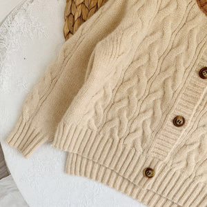 Knitted Cardigan (1-7yrs old)