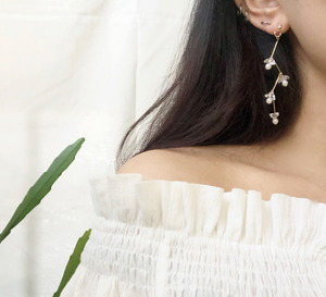 Jericho Earrings (Handmade in Korea)