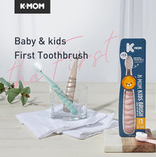 Load image into Gallery viewer, K-Mom Toothbrush Step 1 (6-36 months)