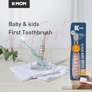 K-Mom Toothbrush Step 2 (24 months - 12 years old)