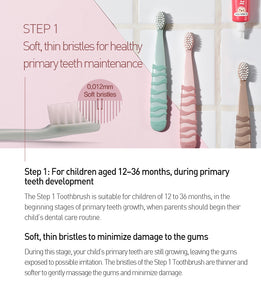 K-Mom Toothbrush Step 1 (6-36 months)