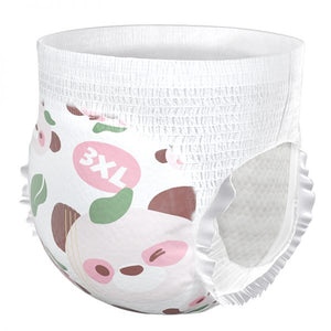 K-Mom Dual Story Diapers/Nappies Pants Size XXXL 19kg and up (28pcs)