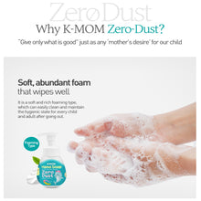 Load image into Gallery viewer, K-MOM Zero-Dust Hand Soap (Fruity Floral) - Twin Pack (2x250mL)