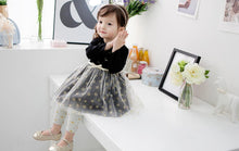 Load image into Gallery viewer, Meow Meow Dress (1-4yrs old)