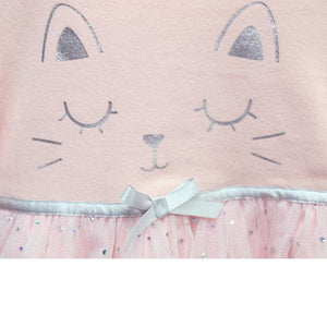 Meow Meow Dress (1-4yrs old)