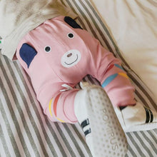 Load image into Gallery viewer, Pink Doggy Legging (6-24mths)