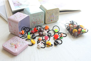 Line Friends Hair Ties (Handmade in Korea)